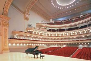CarnegieHallStage