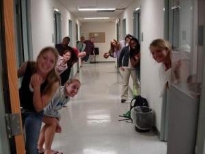 Music Department Practice Rooms 2