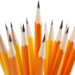 Pencil Bouquet